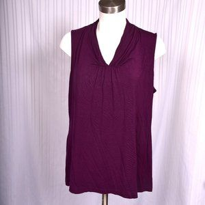 212 Collection Wine tank top size XL